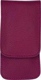 ERBE Manicure-Taschenetui Rot 3tlg.