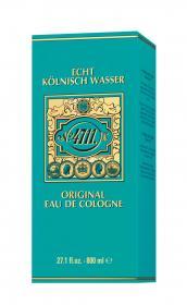 4711 Echt Kölnisch Wasser Eau de Cologne Molanusflasche