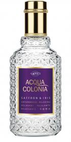 Saffron & Iris Eau de Cologne 50 ml