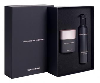 Porsche Woman Black Set EDP 50ml+BL 200ml