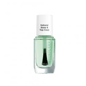 Color & Care Natural Base & Top Coat